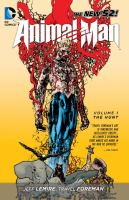 Animal man Vol. 1, The hunt