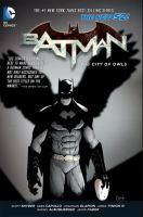 Batman Vol. 2, The city of owls / James Tynion IV, co-writer