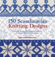 150 Scandinavian knitting designs