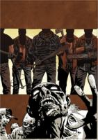 Image Comics presents The walking dead Vol. 17, [Something to fear] / [Robert Kirkman, creator writer ; Charlie Adlard, penciller]