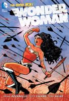 Wonder Woman Vol. 1, Blood