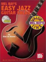 Mel Bay's easy jazz guitar solos