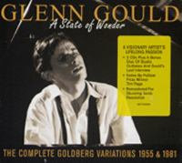 A state of wonder [Ljudupptagning] : the complete Goldberg variations 1955 & 1981