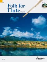Folk for flute [Kombinerat material] : with additional 2nd part