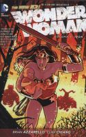 Wonder Woman Vol. 3, Iron