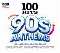 100 hits - 90s anthems [Ljudupptagning] : 100 classic tracks of the decade