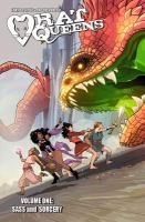 Rat Queens Vol. 1, Sass and Sorcery / Kurtis J. Wiebe ; artist, Roc Upchurch