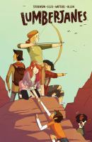 Lumberjanes Vol. 2, Friendship to the max