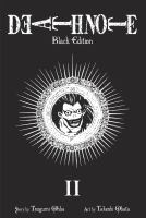 Death note - black edition 2 / translation & adaptation: Pookie Rolf, Alexis Kirsch