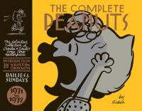 The complete Peanuts 1971 to 1972