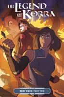 The legend of Korra - Turf wars P. 2