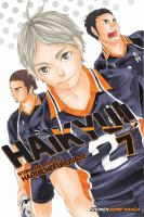 Haikyu!! Vol. 7, Evolution