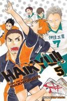 Haikyu!! Vol. 5, Inter-High begins!