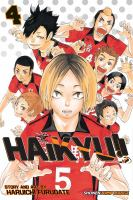 Haikyu!! Vol. 4, Rivals!