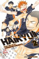 Haikyu!! Vol. 2, The view from the top