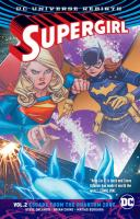 Supergirl Vol. 2, Escape from the Phantom Zone / Steve Orlando, Hope Larson, writers