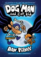 Dog Man 4, Dog Man and Cat Kid