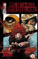 My hero academia Vol. 16, Red riot