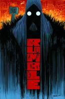 Rumble Vol. 1, What color of darkness
