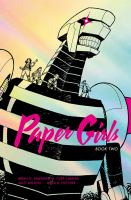 Paper girls Book 2