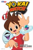 Yo-kai watch Vol. 1, Nate's lucky day