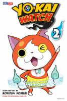 Yo-kai watch Vol. 2, Beware the bristly germs