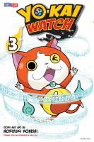 Yo-kai watch Vol. 3, Jibanyan's tale