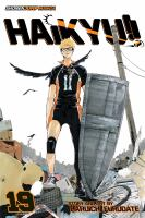 Haikyu!! Vol. 19, Moon's halo