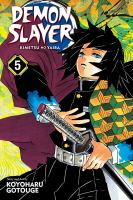 Demon slayer Volume 5. To hell /
