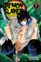 Demon slayer Volume 7. Trading blows at close quarters /