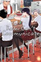 Komi Can't Communicate Volume 2 / /