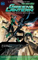 Green Lantern Vol. 2. The revenge of Black Hand /