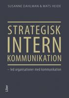 Strategisk intern kommunikation