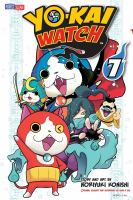 Yo-kai watch Vol. 7, A hairy situation