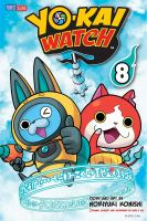 Yo-kai watch Vol. 8, A boohoo battle