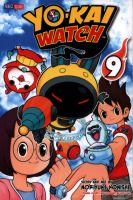 Yo-kai watch Vol. 9, Toothache