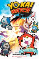Yo-kai watch Vol. 10, Don't be a brat