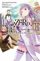 Re:zero - starting life in another world Vol. 1