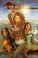 Buffy the vampire slayer - season 8 Vol. 1