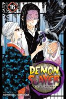 Demon slayer Volume 16. Undying /