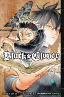 Black clover Vol. 1, The boy's vow