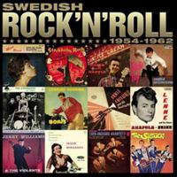 Swedish rock'n'roll 1954-1962
