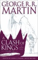 A clash of kings Volume 1 / /