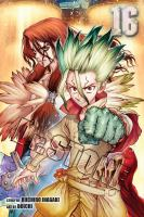 Dr. Stone 16 Medusa vs. Science /