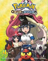 Pokemon Volume 4. Sun & moon /