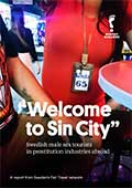 Rapport welcome to Sin city omslag